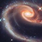 Spiral Galaxy | The Universe by Sir Douglas Fresh by SirDouglasFresh
