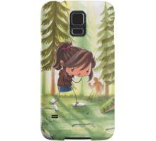 Big foot Shenanignans Samsung Galaxy Case/Skin