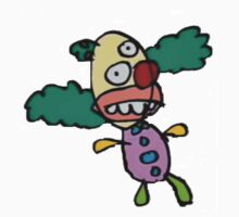 Krusty the Clown  by CaptainCool