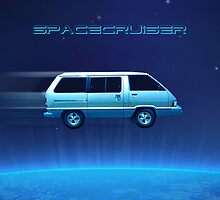 Toyota Spacecruiser by roger  hendrix