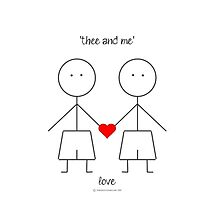 thee and me in love (boy & boy) by theeandme
