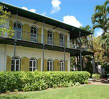 Hemingway House  by BearheartFoto