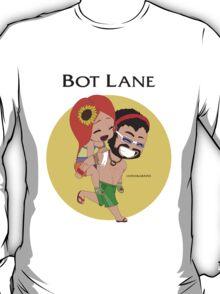 Leona & Graves - Bot Lane T-Shirt