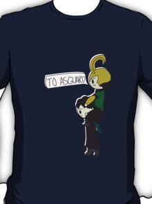 Sherlock gets Loki'd T-Shirt