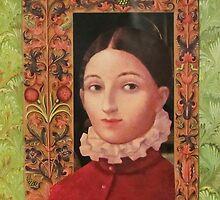 Renaissance Girl by Kanchan Mahon