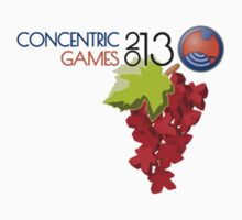 Meeple Bunch – 2013 Convention by ConCentric Games