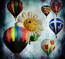 BALLOONS by mark ashkenazi
