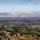 Arizona Territory by Gordon  Beck