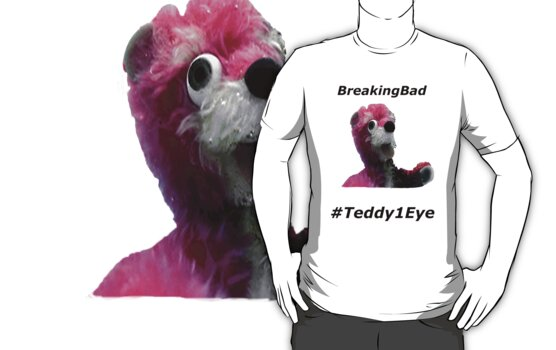 Breaking Bad- Teddy1Eye by dmantzoor