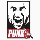 CM Punk has a Posse.  by Bucky Sentry