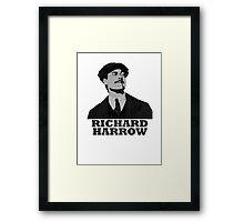 Richard Harrow from Boardwalk Empire (3) Framed Print