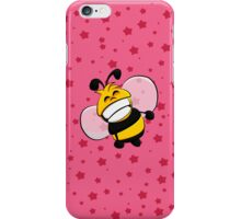 Smily Bee iPhone Case/Skin