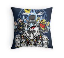 Penguin Time - Print Throw Pillow