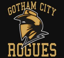 Gotham City Rogues by rbrayzer