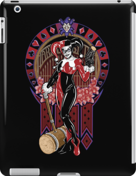 Hey Puddin - Ipad Case #1 by TrulyEpic
