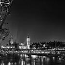 London Cityscpe by Ian Hufton