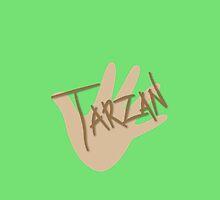 Tarzan Symbol & Signature by kferreryo