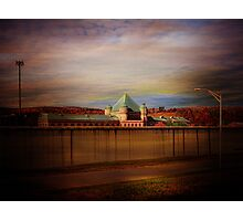 Eastern Correctional Facility at Napanoch New York Photographic Print