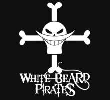 One Piece Whitebeard Pirates by rbrayzer