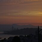 San Francisco Dawn by David Denny