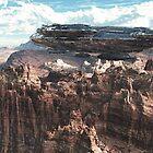 Steampunk, canyon by alaskaman53