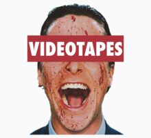 Videotapes American Psycho by CoopsTibial