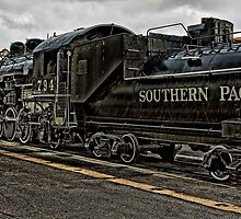 Southern Pacific 794 by Craig  Bellinger Photography