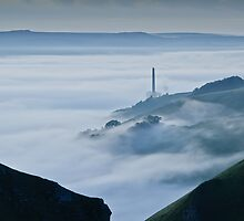 Hope Valley Mist by John Ormerod
