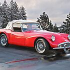 1962 Daimler SP250 by DaveKoontz