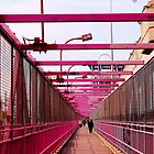 Williamsburg bridge walk by VDLOZIMAGES