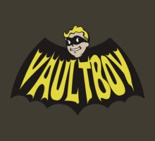 VaultBoy - 1966 Style Logo Mashup by Immortalized