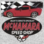 McNamara Speedshop by SKIDSTER
