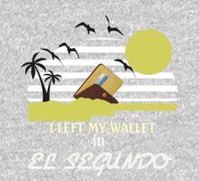I left my wallet in El Segundo by beggr