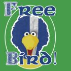 Free Bird by uncmfrtbleyeti