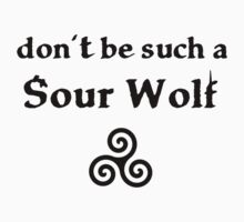 Sour Wolf by Ashleigh Myers