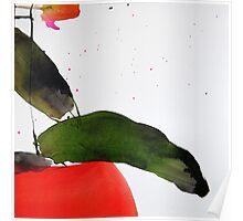 Provigo Orchid #4 Poster
