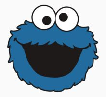 Cookie Monster by bape ★ $1.49 stickers