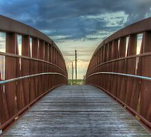 The Rusty Bridge by Kyle Irizarry