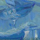 Dolphin 4 by Tomoe Nakamura
