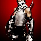 Anbu Zabuza  by jpmdesign