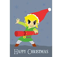 Hyrule Holidays Photographic Print