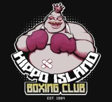 King Hippo Boxing Club by Noobtubers