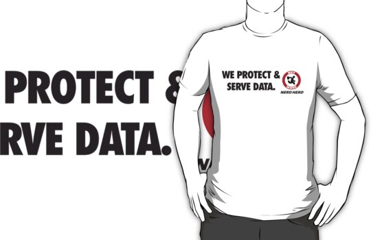 Nerd Herd - We Protect & Serve Data by Buleste