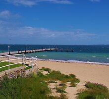 Beach - Rockingham by lezvee