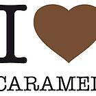 I ? CARAMEL by eyesblau