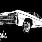 CHEVROLET IMPALA by JAMES LEVETT