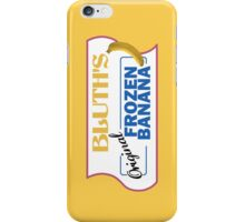 Bluth's Frozen Banana iPhone Case/Skin