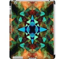 Abstract Inkblot Pattern iPad Case/Skin