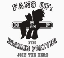 Brony Fan SHIRT by kellyponies