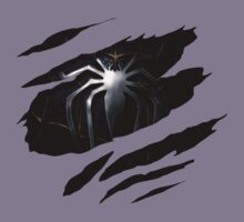 Spider on a chest Darkside by viperbarratt